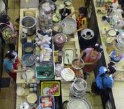 ASIA THAILAND PHUKET MARKT Stock Image