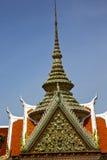 asia Thailand w Bangkok religii mozaice Obrazy Royalty Free