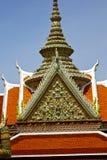 asia Thailand w Bangkok religii pogodnej mozaice Obraz Stock