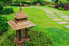 Asia Traditional Garden Royalty Free Stock Photography