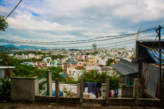 asia Vietnam Calle en la ciudad Imagen de archivo libre de regalías