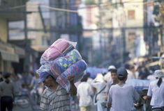 ASIA VIETNAM HO CHI MINH CITY MARKET Royalty Free Stock Images