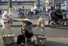 ASIA VIETNAM HO CHI MINH CITY MARKET Royalty Free Stock Image