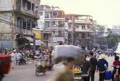 ASIA VIETNAM HO CHI MINH CITY MARKET Royalty Free Stock Photos