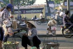 ASIA VIETNAM HO CHI MINH CITY MARKET Stock Photo