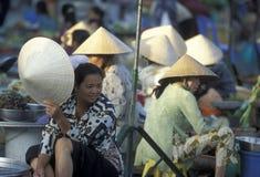 ASIA VIETNAM HO CHI MINH CITY MARKET Stock Images