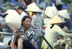 ASIA VIETNAM HO CHI MINH CITY MARKET Stock Photography