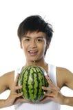 Asia young man Stock Photos