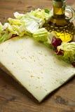 Asiago cheese Stock Image