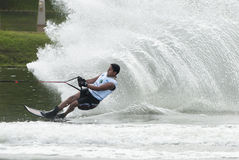Asian 2011 Waterski Competition Stock Image