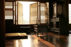 Asian ambiance Royalty Free Stock Photos