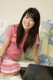 Asian American Royalty Free Stock Photo