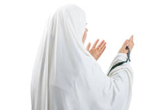 Asian arabic muslim woman Stock Photo
