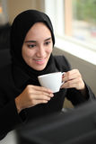 Asian Arabic Worker Stock Photos