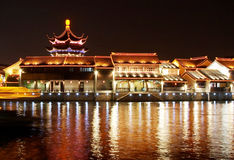 Asian architecture Royalty Free Stock Photo