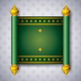 Asian art background for cover design. Royalty Free Stock Images