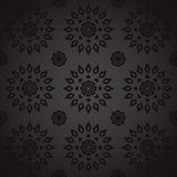 Asian Art Background, Thai art pattern vector. Stock Image