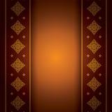 Asian art background. Stock Image