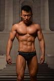Asian athlete stock photo