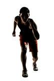 Asian athlete running Stock Photos