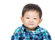Asian baby boy Stock Image