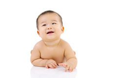 Asian baby royalty free stock photography