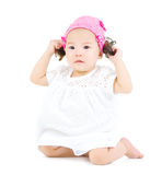Asian baby. Stock Images