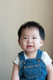 Asian baby girl Stock Image