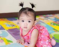 Asian baby girl Stock Photo