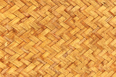 Asian bamboo ware Royalty Free Stock Photos