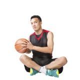 Asian basketball player Stock Photos