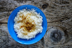 Asian basmati rice Royalty Free Stock Images