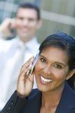 asian beautiful cell her phone woman young στοκ εικόνες με δικαίωμα ελεύθερης χρήσης