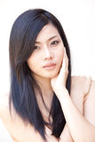 Asian beautiful girl Stock Photo