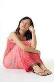 Asian beautiful woman Royalty Free Stock Image