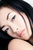 Asian Beautiful woman Stock Photography