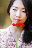asian beautiful woman стоковое изображение rf