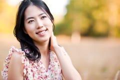 asian beautiful woman стоковая фотография rf