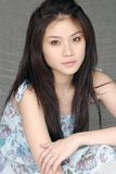Asian beauty royalty free stock image