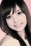 Asian beauty. Royalty Free Stock Photo