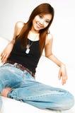 Asian Beauty stock photography