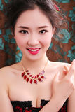 Asian beauty Royalty Free Stock Images
