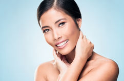 Asian Beauty Stock Image