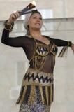 Asian beauty E.Shakhirova Royalty Free Stock Photo