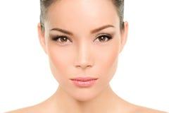 Asian beauty woman Stock Photography