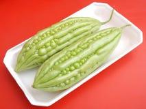 Asian bitter cucumbers Royalty Free Stock Photo