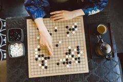 Asian board game Royalty Free Stock Images