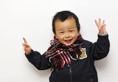 Asian Boy. Children are always so cute Royalty Free Stock Photo