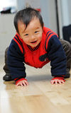 Asian Boy. Play is every child's nature Royalty Free Stock Photos