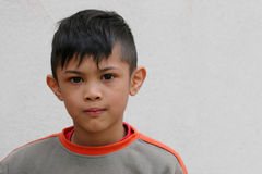Asian boy. Young asian boy Stock Photo